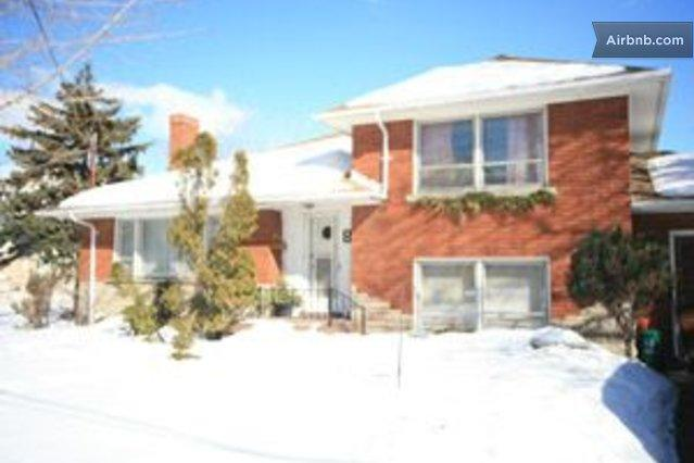 Front of House - Economy Rental_Kids under 16 Free - Toronto - rentals