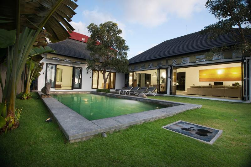 SHREYA- Canggu' most magical rice field view Villa - Image 1 - Bali - rentals