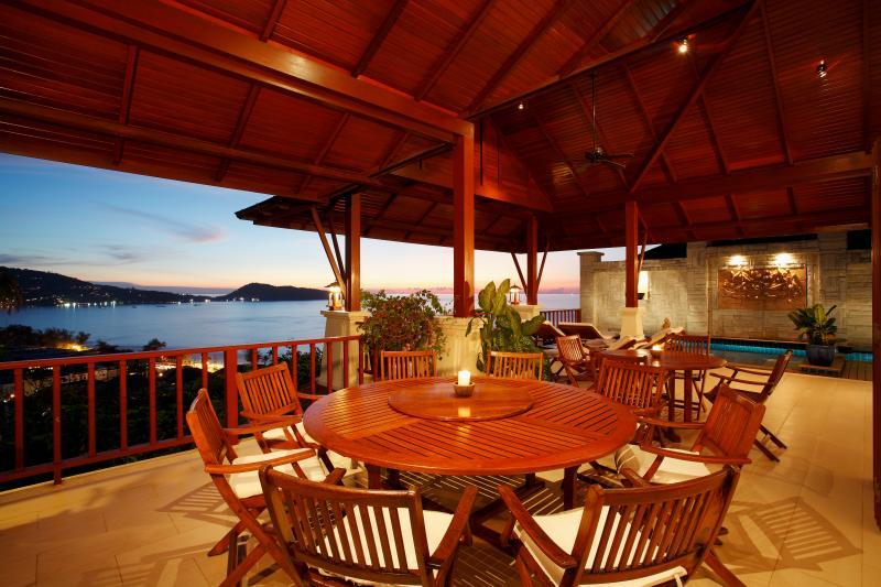 Terrace - B3-Disa, L'Orchidee Residences - Patong - rentals