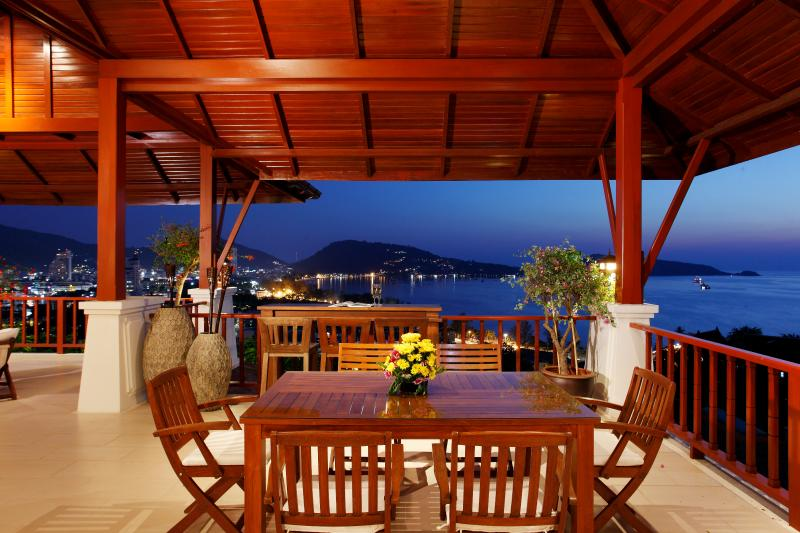 Terrace - B4-Sangha, L'Orchidee Residences - Patong - rentals