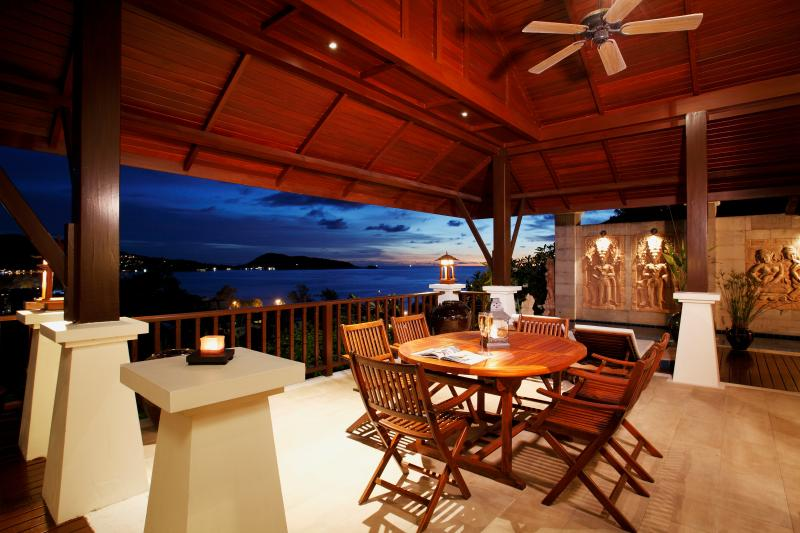 Terrace - C5a-Cattleya, L'Orchidee Residences - Patong - rentals