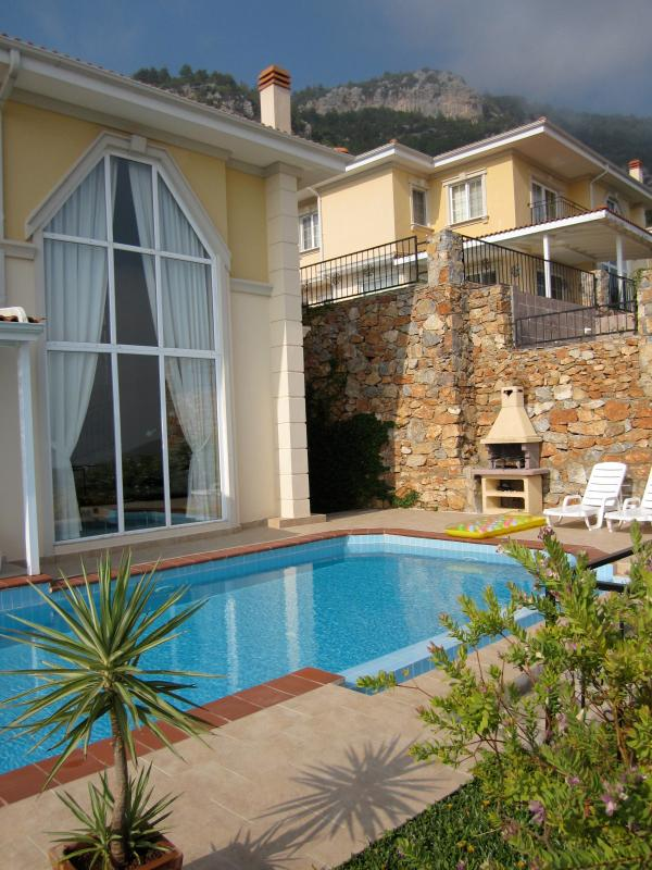 Villa - Villa (5* & 10 p.) with own pool and superb view - Alanya - rentals