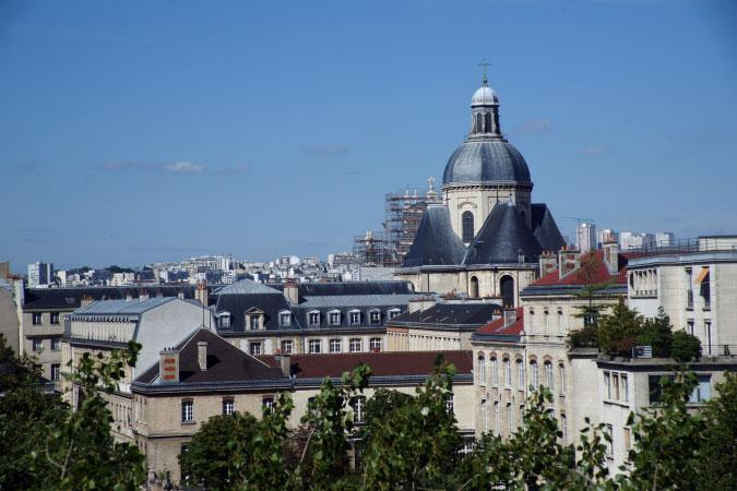 VIEW FROM FLAT - Romantic Flat on Ile Saint-Louis - Paris - rentals