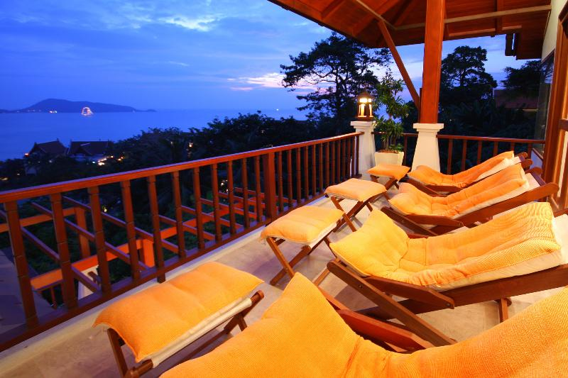 Terrace - C11-La Cigale, L'Orchidee Residences - Patong - rentals