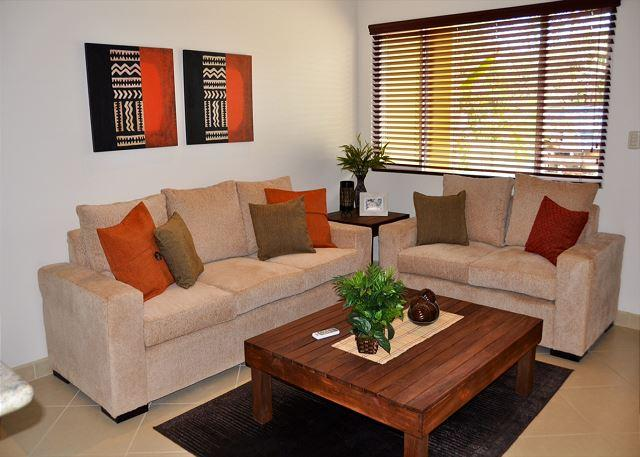 Living Room Area - Luxury 2 Story condo in the heart of Guanacaste! 7 minutes from 7 beaches! - Tamarindo - rentals