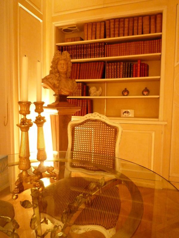 Uncommon Parisian Apartment Rental - Image 1 - Paris - rentals