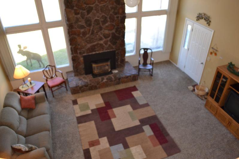Great Room with gas fireplace - Big Timber Inn 6bed 3bath - Island Park - rentals