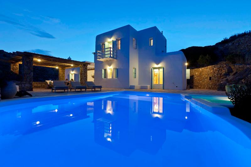 RockyMansion Mykonos Private Luxurious Villa - Image 1 - Mykonos - rentals