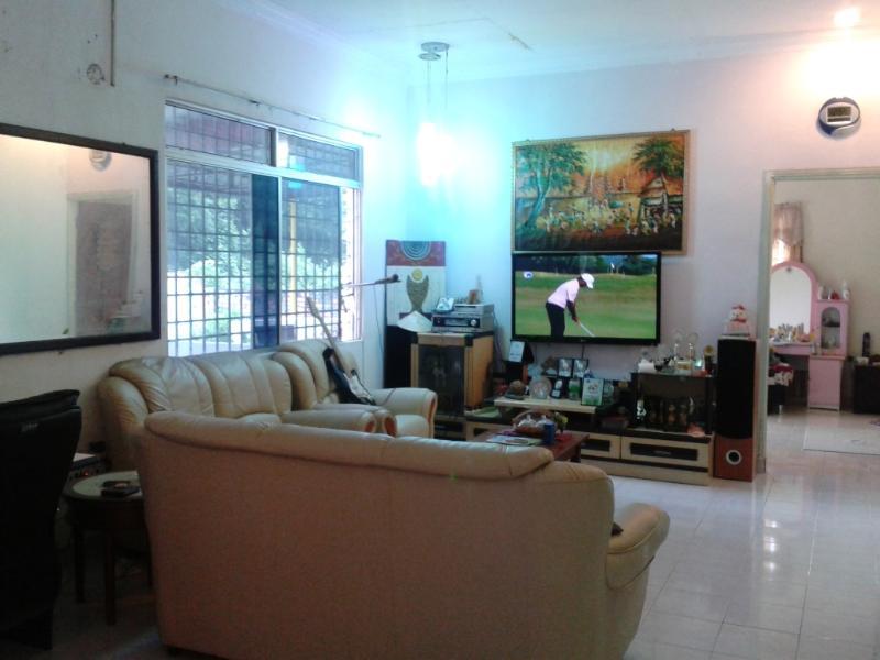 living room - Cozy home in Langkawi - Langkawi - rentals