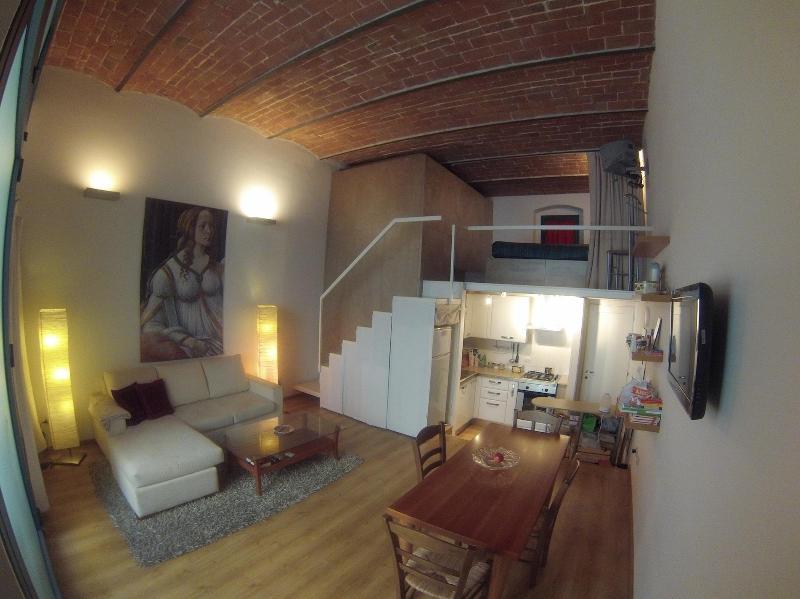 Cool metropolitan lifestyle loft at a glance - Cool metropolitan lifestyle loft with bicycles - Florence - rentals