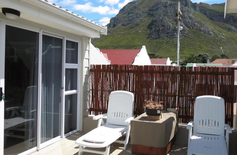 private deck - Loft - Hermanus - rentals