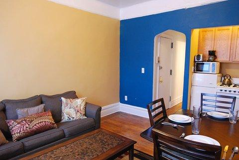 Spacious and Beautifully Furnished 1 Bedroom Unit 2A ~ RA42979 - Image 1 - Manhattan - rentals
