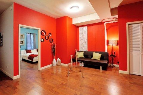 Bright and Beautifully Decorated Apartment in Midtown South ~ RA42868 - Image 1 - New York City - rentals
