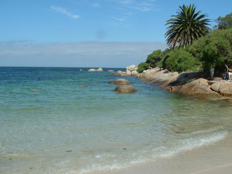 Near by swimming beach - Self Catering Holiday Beach House - Simon's Town - - Simon's Town - rentals