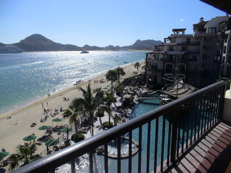 View from the Terrace of Penthouse Suite 1501 - Oceanfront Luxury Cabo Penthouse at Villa del Arco - Cabo San Lucas - rentals