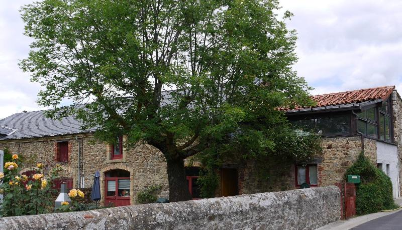 LE VIEUX FRENE - LE VIEUX FRENE : A LOVELY B&B FOR 2/3 IN THE HEART OF FRANCE - Auvergne - rentals