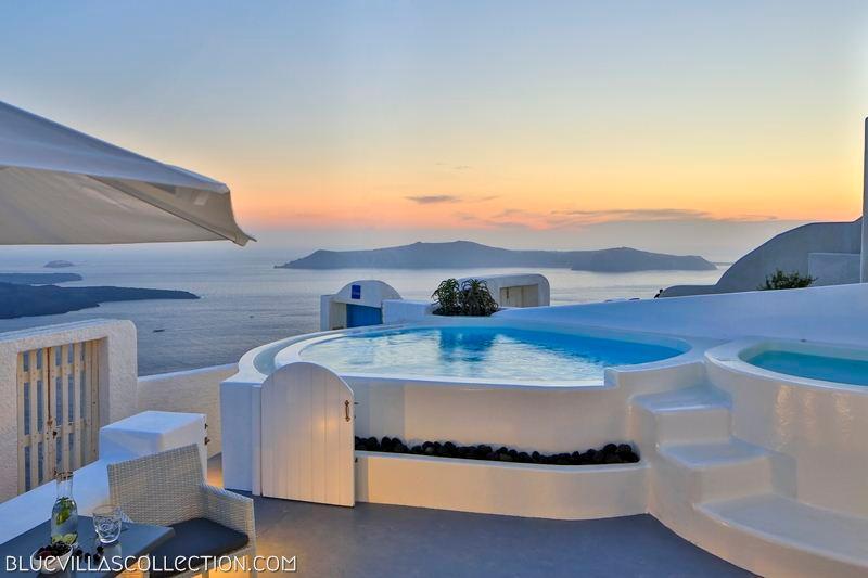 Iokasti - Private and romantic villa in Santorini - Image 1 - Santorini - rentals