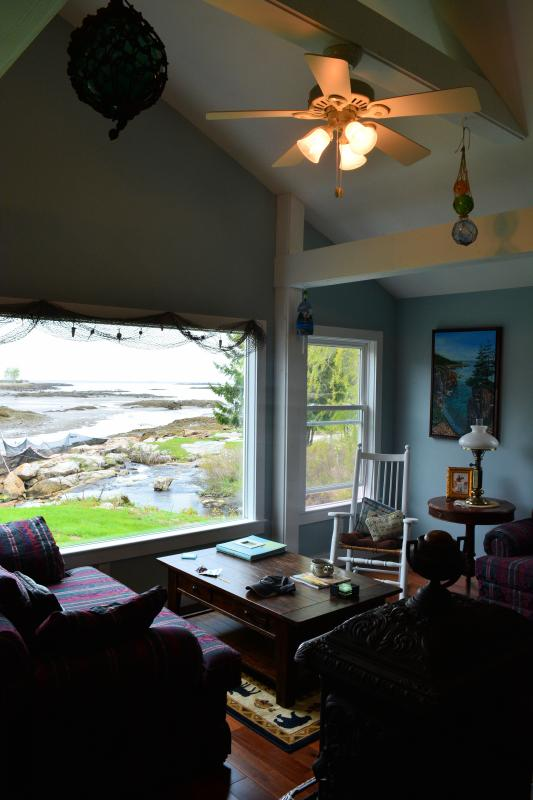 Brookhouse: A Cottage by the Sea - Image 1 - Prospect Harbor - rentals