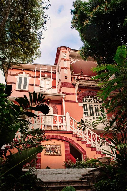Historic Luxury Home - Historic Landmark Luxury home with pool - Rio de Janeiro - rentals