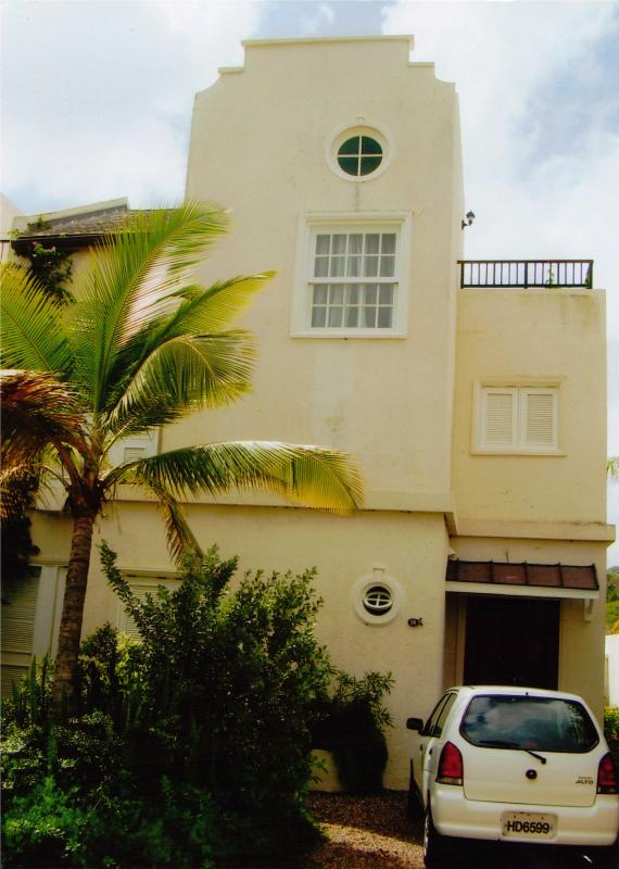 Our Caribbean house - 3 Bedroom Townhouse in beautiful beachfront condo. - Gros Islet - rentals