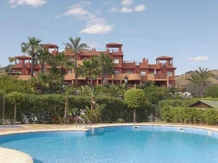 Main Pool - Superb ground floor apartment near Puerto Cabopino - Marbella - rentals