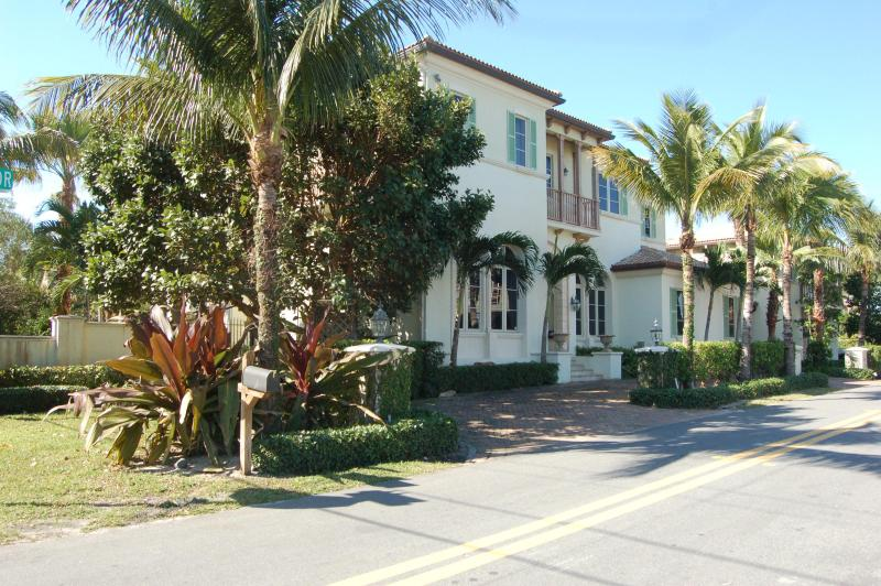Delray's Luxury Ocean View Estate With Private Beach Access - Image 1 - Delray Beach - rentals