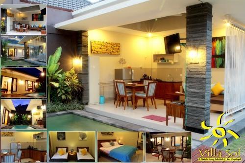 LEGIAN / SEMINYAK - New 2 Bedroom Villa - Sol - Image 1 - Bali - rentals