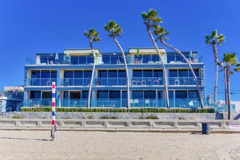 ***WOW, Ultimate OCEAN FRONT Beach Home*** - Image 1 - Pacific Beach - rentals