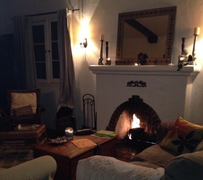 Romantic living room - Classic 3 bedroom Spanish upper Duplex  in LA - Louisiana - rentals