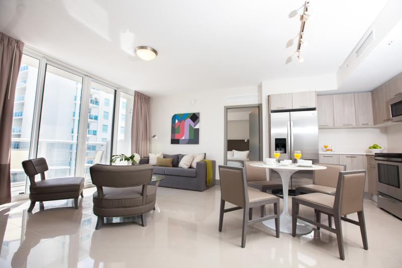 New and Modern Two Bedroom Apartment - Habitat Res - Image 1 - Coconut Grove - rentals