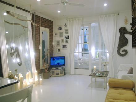 la deluxe suite - L.A. Deluxe - Cool Luxury Suite - West village - New York City - rentals