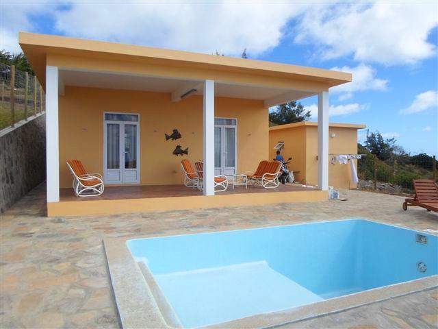 L'Esperance  in Rodrigues , great views and pool - Image 1 - Coromandel - rentals