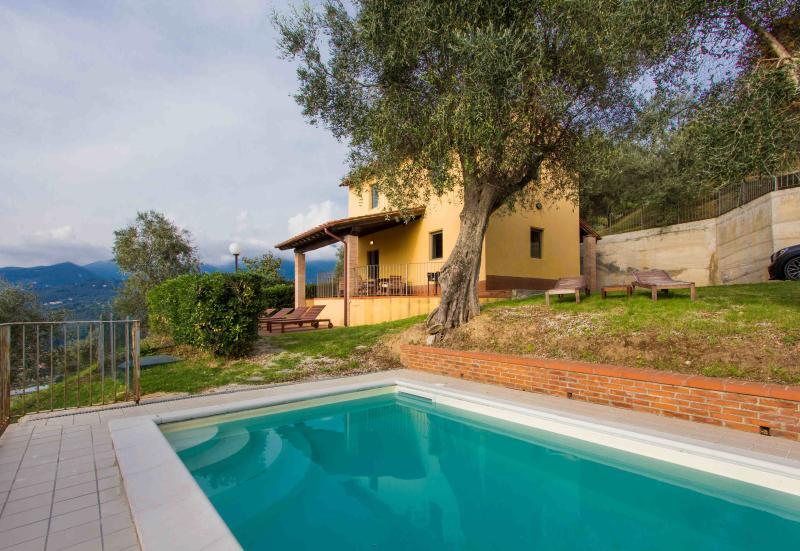 Villa with swimming-pool | Rosetta - Image 1 - Camaiore - rentals