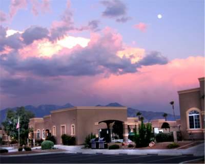 Night in the High Desert Resort - Luxury Suite @ 2900 Ft. Elev. Southwest AZ Resort - Green Valley - rentals
