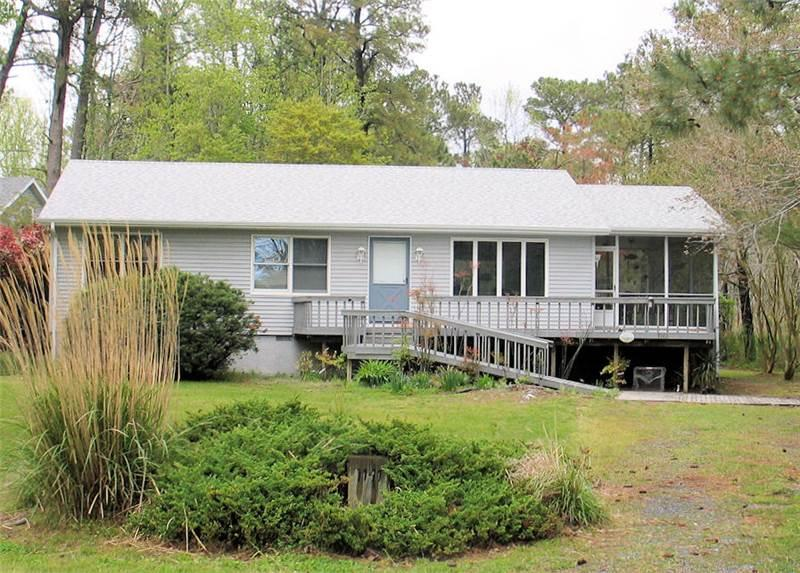 Blue Pearl Cottage - Image 1 - Chincoteague Island - rentals