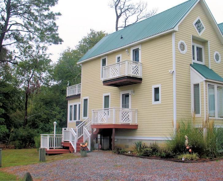 Bois de la Mer - Image 1 - Chincoteague Island - rentals