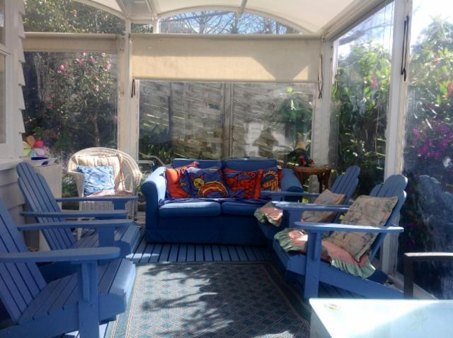 sunny conservatory - Camelia Hollow (Kohimarama) - peaceful and private - Auckland - rentals