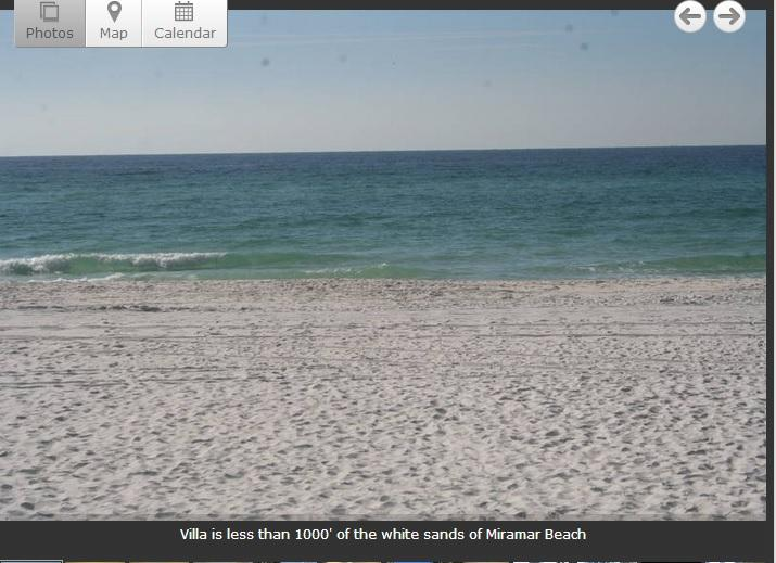 Seascape Lakefront Villa 127 Closest to the Beach - Image 1 - Miramar Beach - rentals