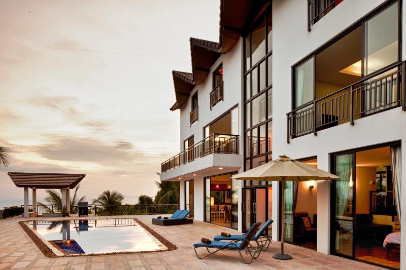 Sunset villa velks - Koh Samui Luxury  Private Pool Villa 6 Bedrooms - Koh Samui - rentals