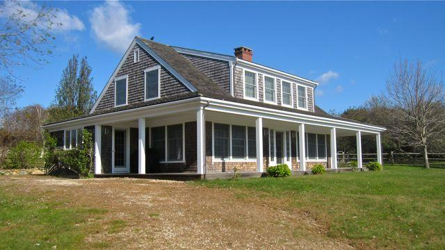 Chilmark Rental With Waterviews & Private Atlantic Ocean Beach! (Chilmark-Rental-With-Waterviews-&-Private-Atlantic-Ocean-Beach! - Image 1 - Martha's Vineyard - rentals