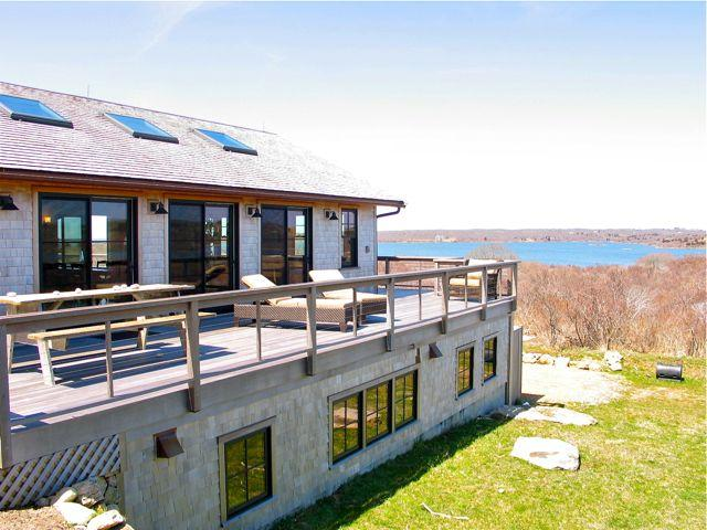 Contemporary Waterfront in Squibnocket! (Contemporary-Waterfront-in-Squibnocket!-CH240) - Image 1 - Martha's Vineyard - rentals