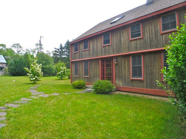 Contemporary With Guest Barn (Contemporary-With-Guest-Barn-WT131) - Image 1 - West Tisbury - rentals