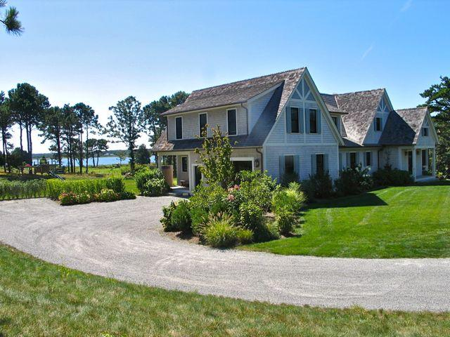 Luxury Home With Water Views In Farm Neck! (Luxury-Home-With-Water-Views-In-Farm-Neck!--OB523) - Image 1 - Martha's Vineyard - rentals