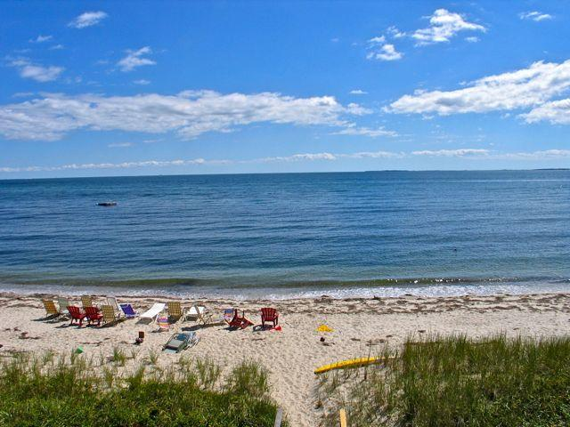 Waterfront In Private Harthaven! (Waterfront-In-Private-Harthaven!-OB527) - Image 1 - Martha's Vineyard - rentals