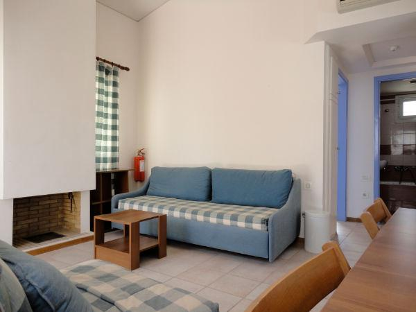 living room - House for rent in beautiful Crete near the sea - Sitia - rentals