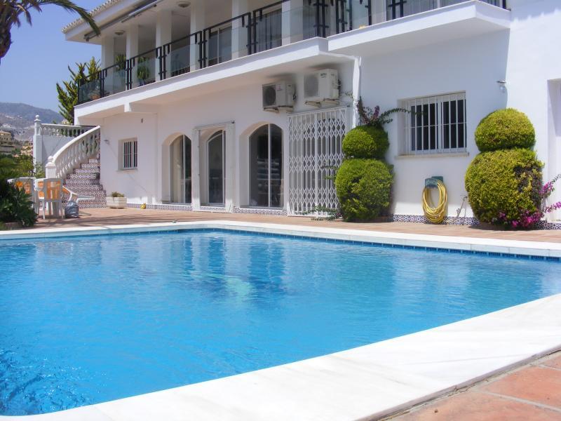 outside area - Apartment in Benalmadena Costa, Costa Del Sol - Benalmadena - rentals