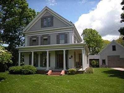 Greek revival in Yarmouthport - Stunning renovated antique, Yarmouth port Cape Cod - Yarmouth Port - rentals