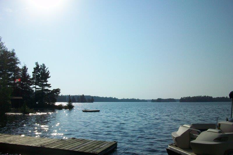 Stunning Expansive Sunny Views - Cottage & Arcade Bunkie, Six Mile Lake Muskoka ON - Muskoka - rentals