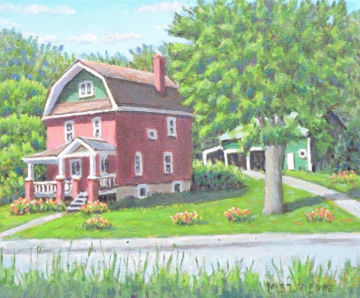 The Chamberlin House - In the heart of Wakefield village - Wakefield - rentals