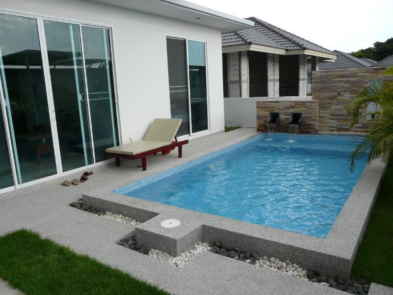 Swimming pool - Nice 2 bedrooms house , close of the sea in Hua Hin - Hua Hin - rentals